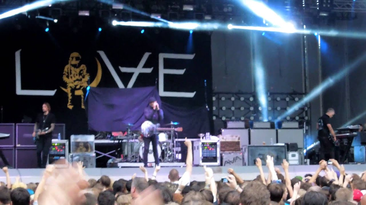 Angels and Airwaves - The Adventure - live in Berlin, Germany (30.8.2012) HD