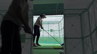 골프는취미_5주차(오른발왜저래)