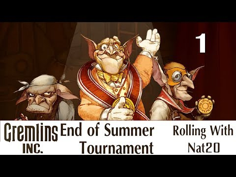Gremlins Inc Summer Tournament - 1 - Special Rules