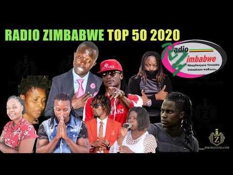 Radio Zimbabwe top 50 2020 | Best songs | full list