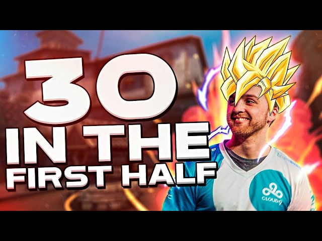 n0thing to Global Ep. 28 - I dropped 30 in the FIRST HALF