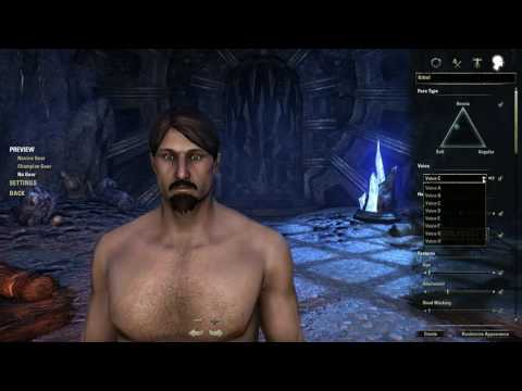 The Elder Scrolls Online - General Gameplay: First starting out (3rd person)