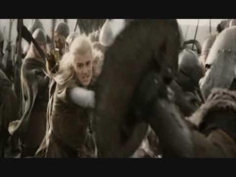 Legolas + Caiswyn Trailer
