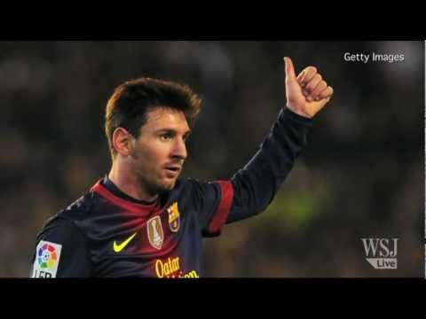 Lionel Messi Breaks Goals Scored in Year Record