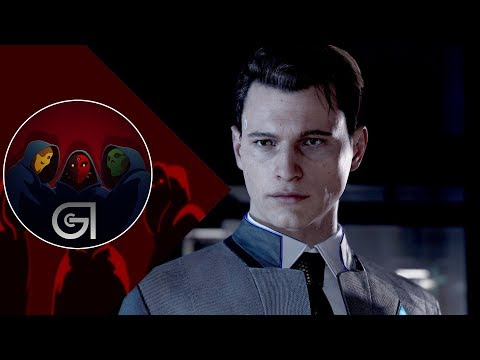 How Deep Does The Rabbit Hole Go? | Detroit Become Human Demo First Impressions