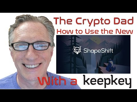 Using The New Shapeshift Cryptocurrency Trading Platform With The KeepKey Hardware Wallet