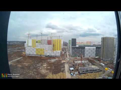 Обзор квартиры 2KM1.01 Бунинские Луга