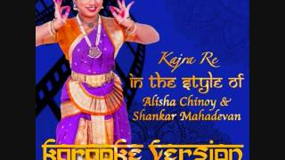 Kajra Re-Ameritz Indian (Version Karaoke)