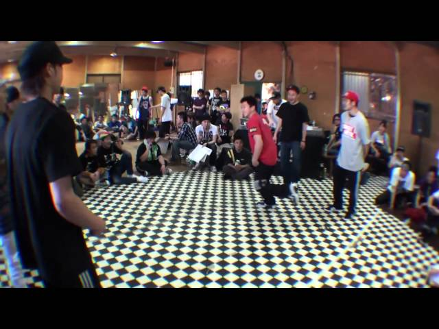 Bboy Taisuke x Issei Trailer 2012