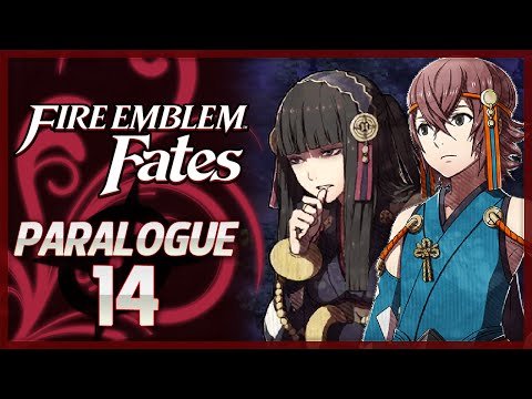 Fire Emblem Fates: Birthright - Paralogue 14 - After the end