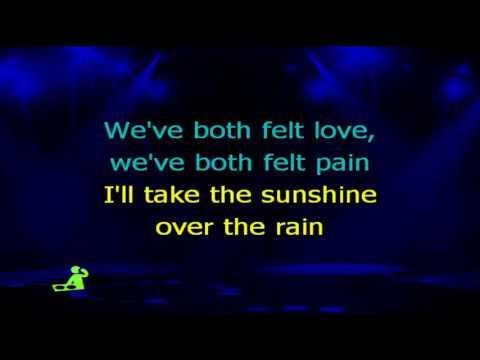 Alan Jackson   Ill try - Karaoke