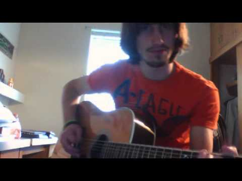 Hello Walls Cover By Jarod Cross Youtube