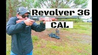 Brezilya Yapımı Toplu Tüfek ROSSI REVOLVER 36 CAL | VLOG118