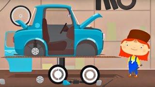 Çizgi film - Doktor Mac Wheelie - Yolu onarmamız gerekiyor - Türkçe dublaj