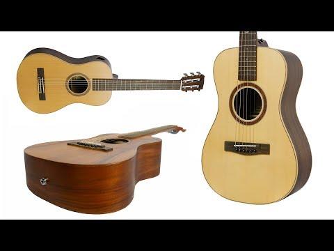 "Introducing The New Journey Instruments ""Journey Junior"" Guitars!"