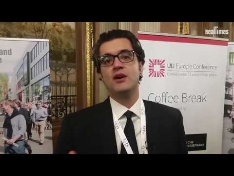 ULI Europe 2017 // Ioannis Orfanos:What investor type is best fit for deals in Greece?