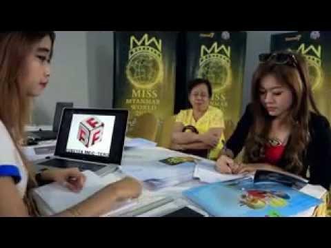 Miss Myanmar World  2015