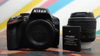 Nikon Camera New Battery|EN-EL14 .7.4 V|Digitek Li-ion Battery|Nikon D3200 Battery|Battery Unboxing