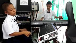 Tôi Vẫn Nhớ [Hòa Tấu + KARAOKE BEAT - Electric Drum Version] - Nhạc sống Phong Bảo