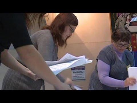 Голосование в Новосибирске: первые итоги