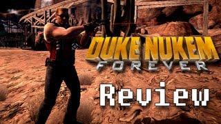 LGR - Duke Nukem Forever Review