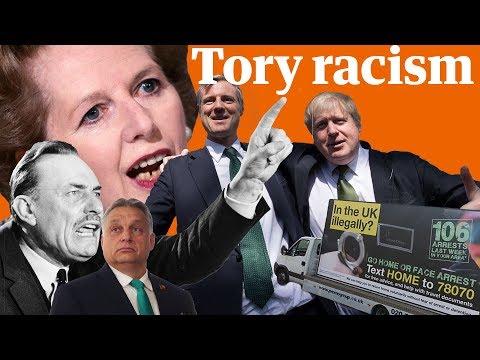 The Conservative party is racist | Owen Jones talks ...