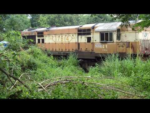 Old 2011 Train announcement feat Jayachandran