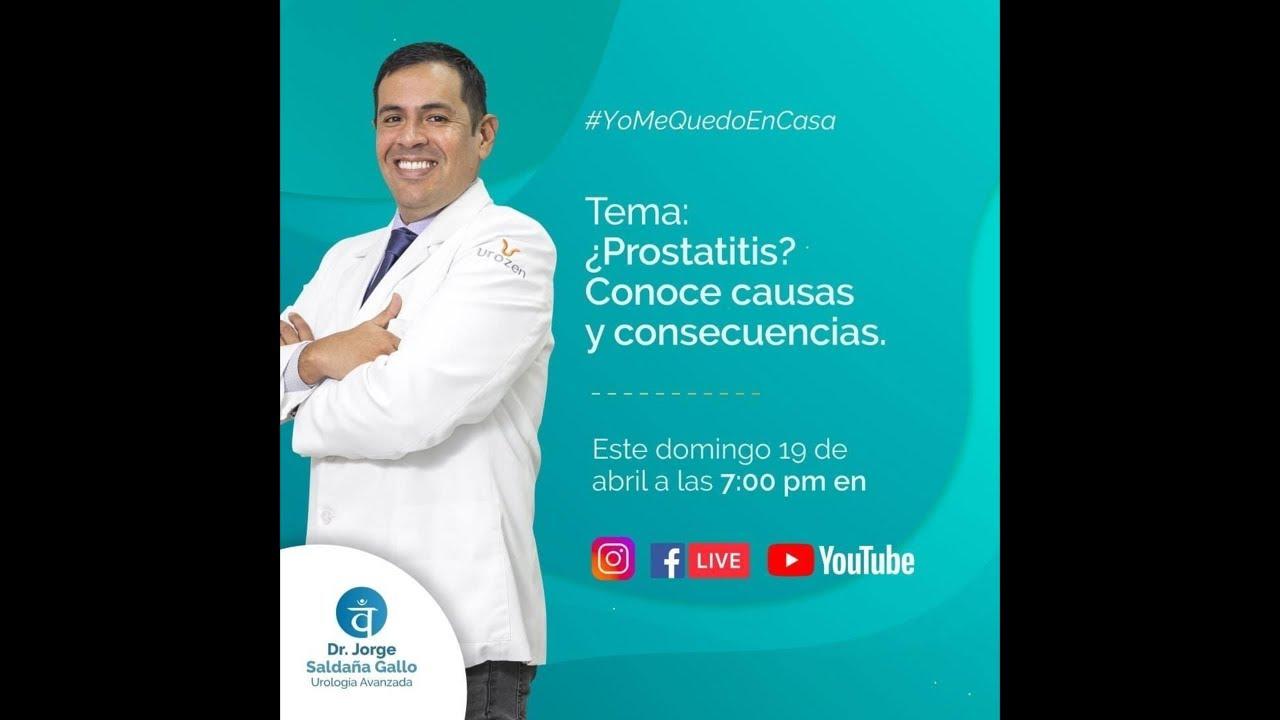 A prostatitis uretritist okoz