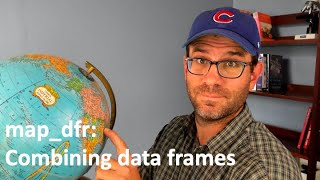 Combining similar data frames in R with map_dfr: an elegant and DRY approach in R (CC031)