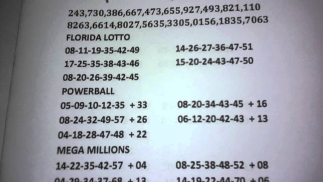 Scorpio lucky numbers to win the lottery