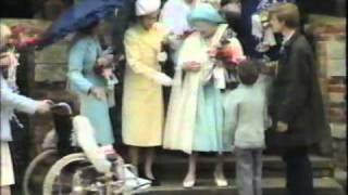 The Queen Mother's 85th Birthday