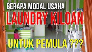 Modal Usaha Laundry Kiloan - Ide Bisnis Usaha Laundry  | Sb Pemula #1