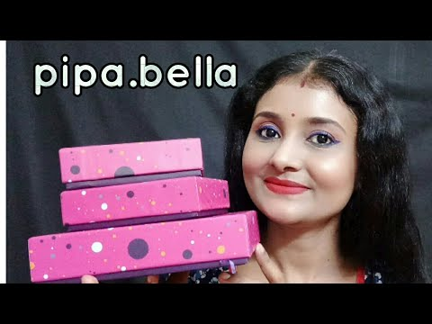 Pipa Bella Jewelry Unboxing And Review Most Unique Jewelry  Designs