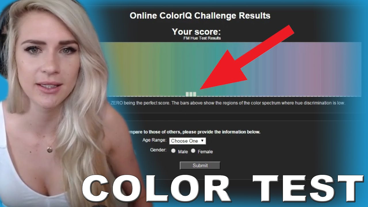 Online Color Challenge Testing My Skills Youtube