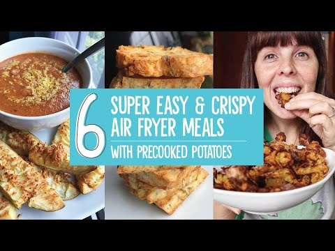 6-air-fryer-potato-recipes-|-easy-&-crispy!