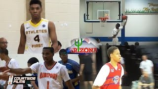 #1 Recruiting Class in 2015 Arizona | Feat. Allonzo Trier, Ray Smith, Justin Simon & Chance Comanche