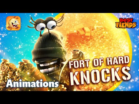Fort of Hard Knocks  A Best Fiends Animation