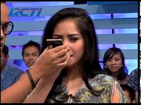 Raffi gak Dateng, Nagita Slavina Udah Bawain Makanan - dahSyat 21 Juni 2014