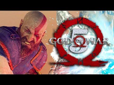 GOD OF WAR 100% Full Story Walkthrough #5 - The Alfheim Tower Part1