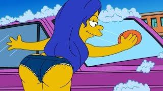 Episódios MUITO CHOCANTES de Os Simpsons #1