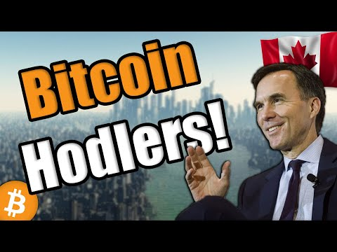 WOAH?! Canada Just Made an AMAZING Argument for Bitcoin | Best Cryptocurrency News Channel in 2020