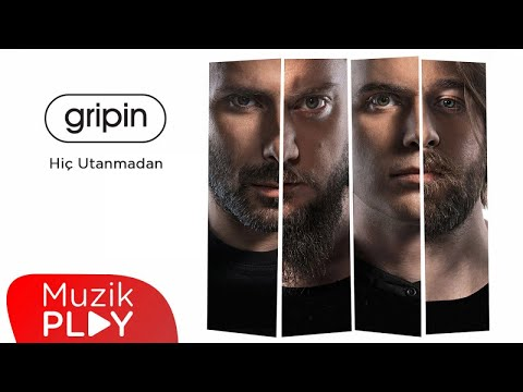 gripin - Hiç Utanmadan (Official Audio)