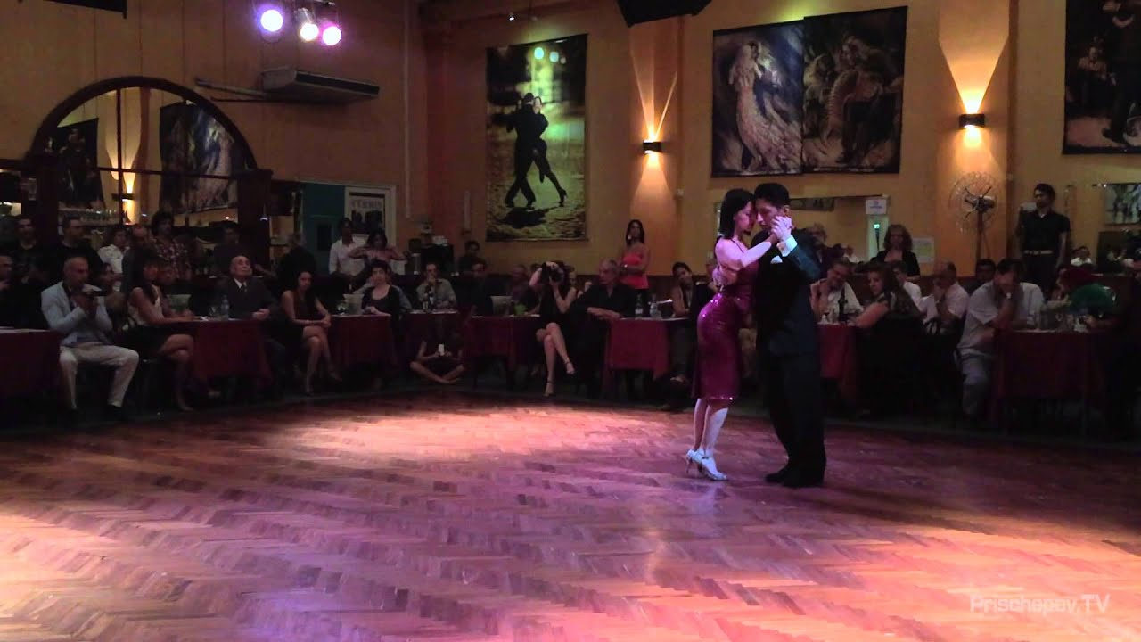 Julieta q esta and rauli choque buenos aires salon for A puro tango salon canning
