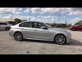 2017 BMW 3 Series Orlando Florida NU35369
