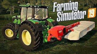 Lubelska Dolina - w końcu dobra polska mapa! ★ Sianokosy ★ Farming Simulator 19 ★ Arikson