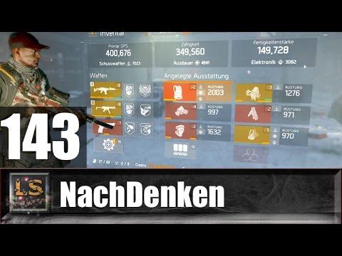 The Division 1.6   PC   Deutsch ★ #143 - News und Nachdenken / Reden über 1.6.1