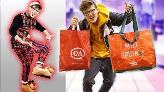 WeihnachtsOUTFIT kaufen! (mega merkwürdig 😂😂)
