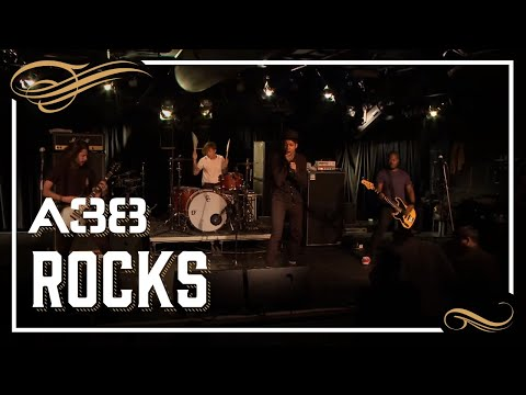 Cerebral Ballzy - Another Day // Live 2014 // A38 Rocks