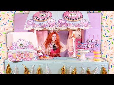Welcome to Emma's Pop Up Doughnut Shop!   Pikmi Pops DoughMis by Moose