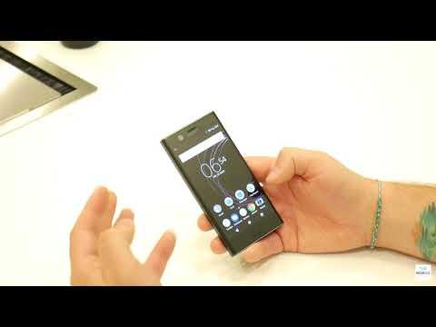 Знакомство с Sony Xperia XZ1 Compact